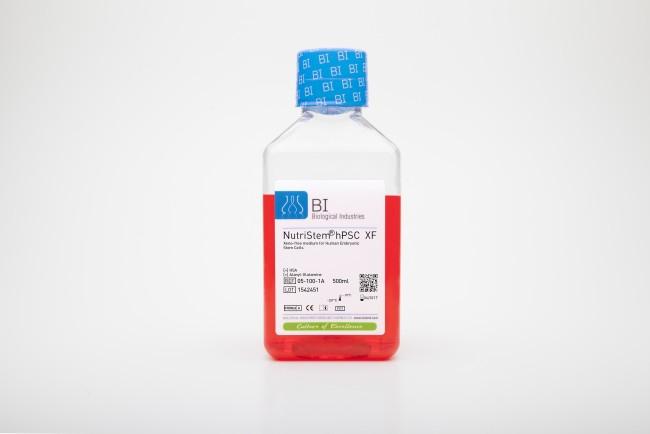 NutriStem® hPSC XF Medium 多能无血清培养基(通过美国FDA DMF:30984,国外可用于临床)