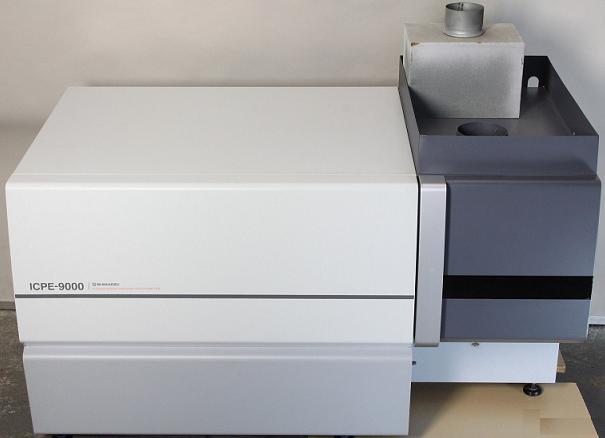 岛津ICPE-9000电感耦合等离子体发射光谱仪