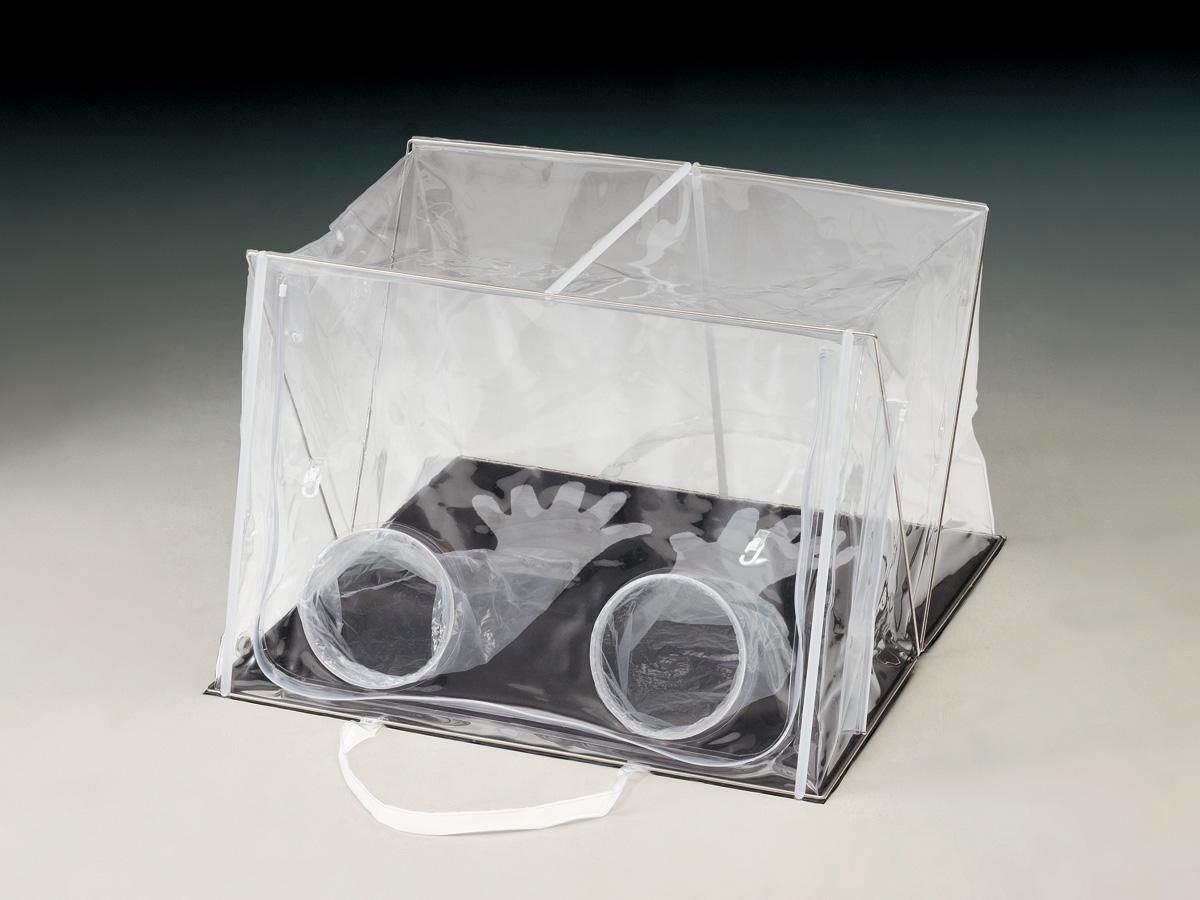 日本进口便携实验手套箱 MBLS-2型