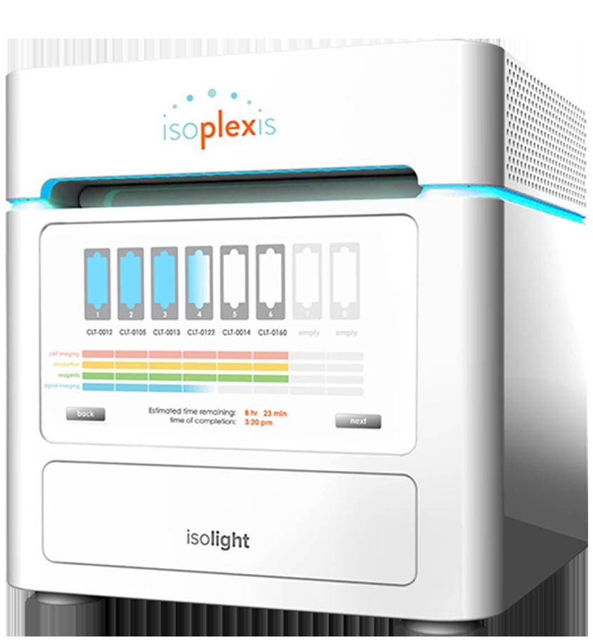 IsoPlexis单细胞功能信息多重检测系统