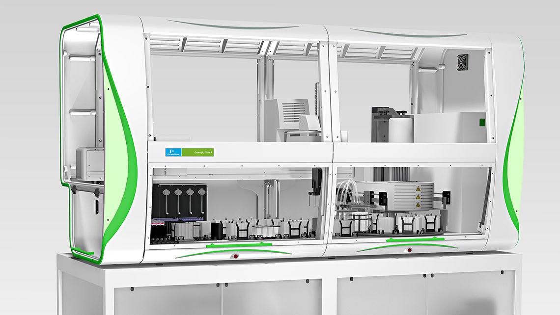 88必发娱乐最新网址_Chemagic Prime 自动化高效率核酸提取系统