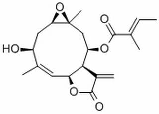 Heliangin(13323-48-3)分析标准品,HPLC≥98%