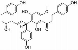 Calyxin B(164991-53-1)分析标准品,HPLC≥98%