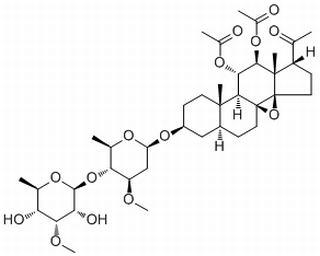 Marsdenoside F(858360-61-9)分析标准品,HPLC≥98%