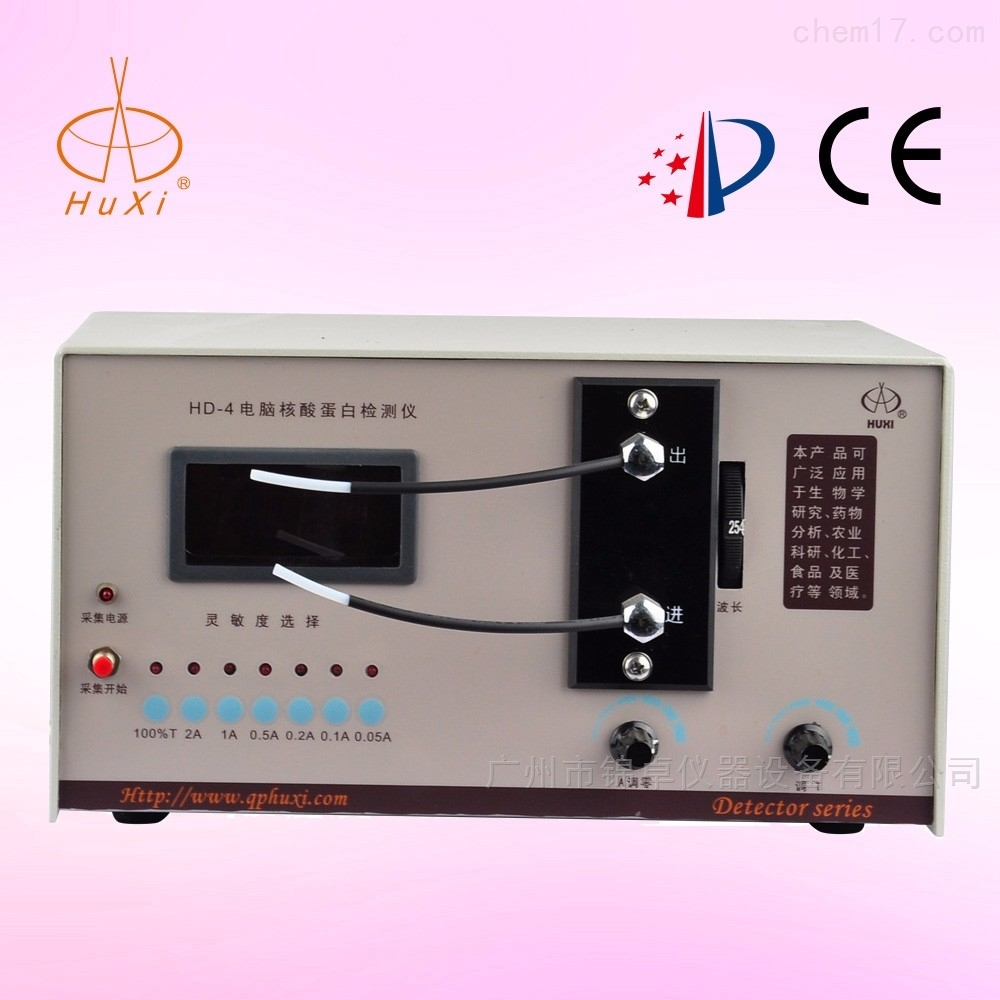 沪西 电脑紫外检测仪HD-5