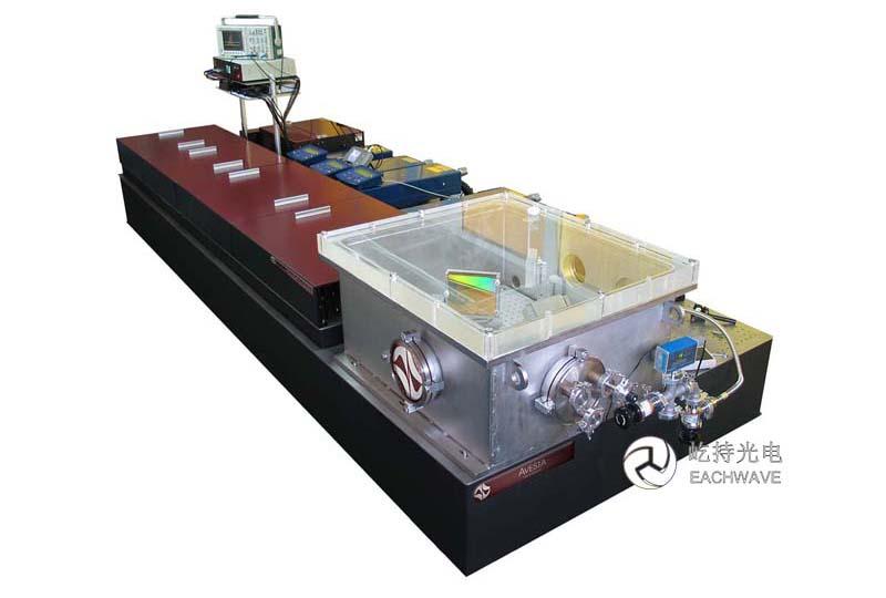 钛蓝宝石TW太瓦飞秒激光系统AVET