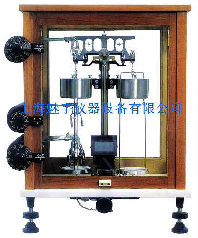 机械分析天平小修理