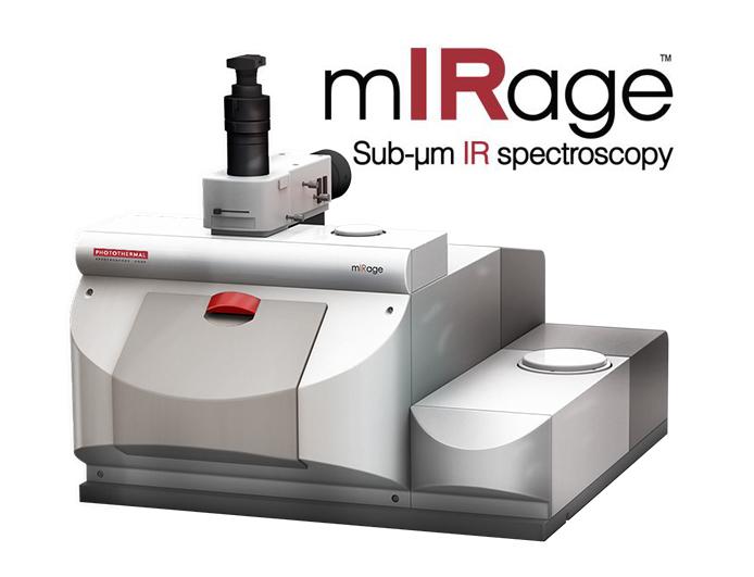 PSC mIRage 光热诱导亚微米红外光谱仪
