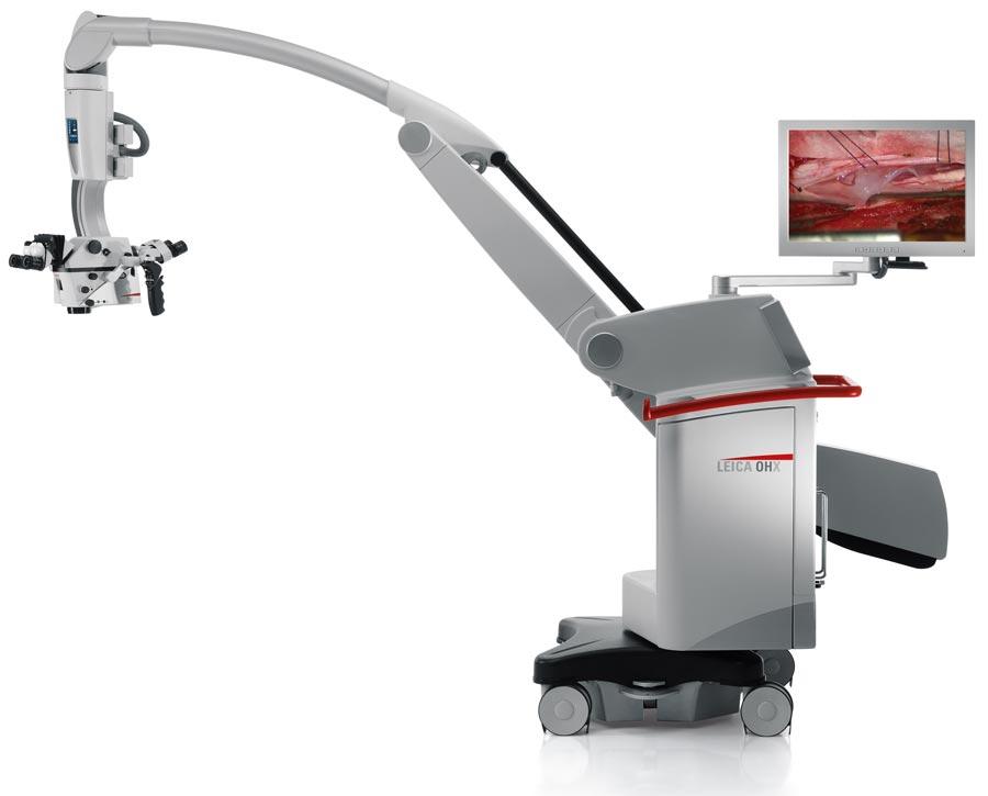 德国徕卡 神经外科手术显微镜 M530 OHX