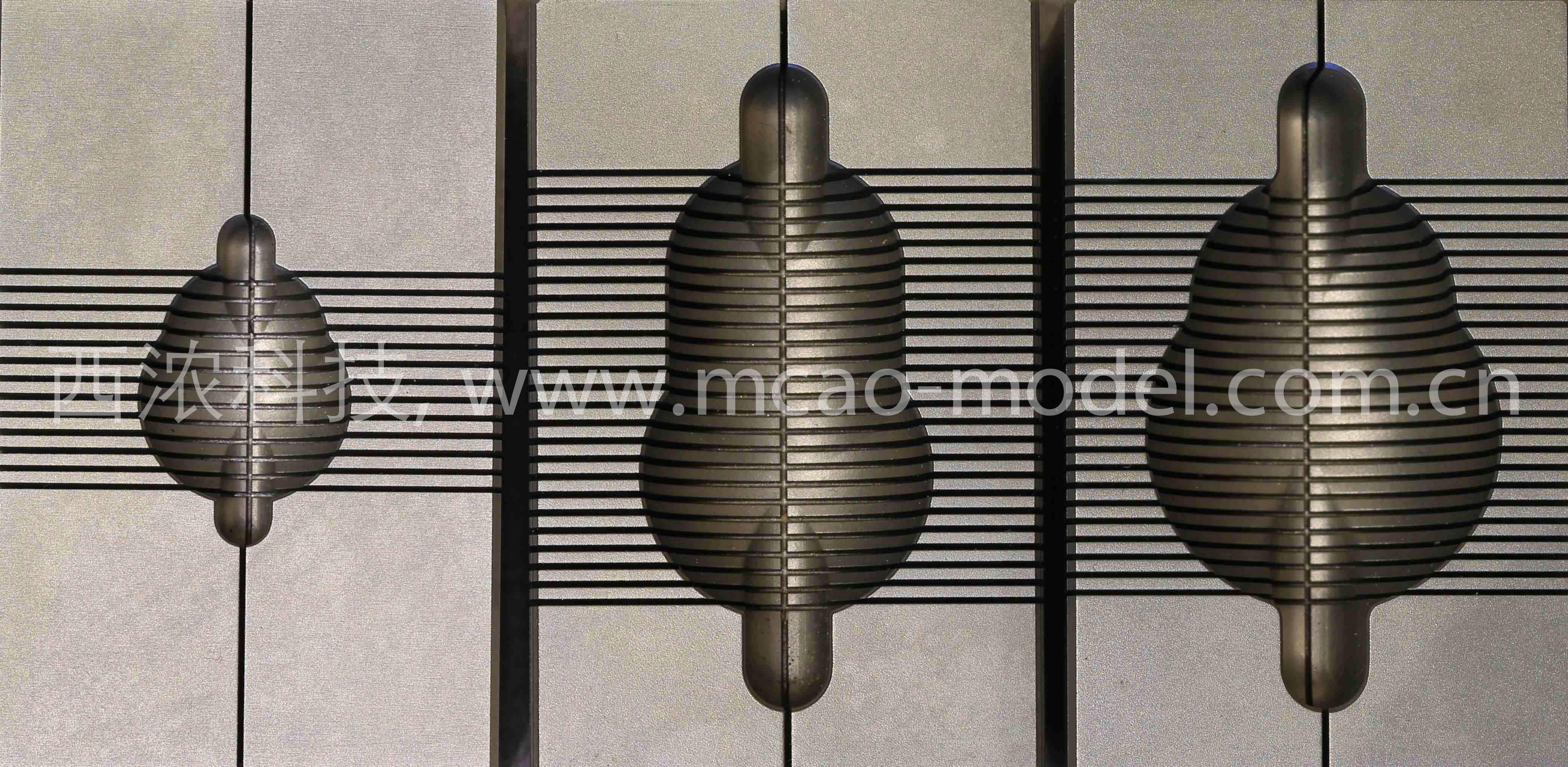 大鼠脑切片模具(300-600g矢状切片)