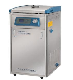 申安60立升立式压力蒸汽灭菌器 LDZM-60KCS-Ⅲ
