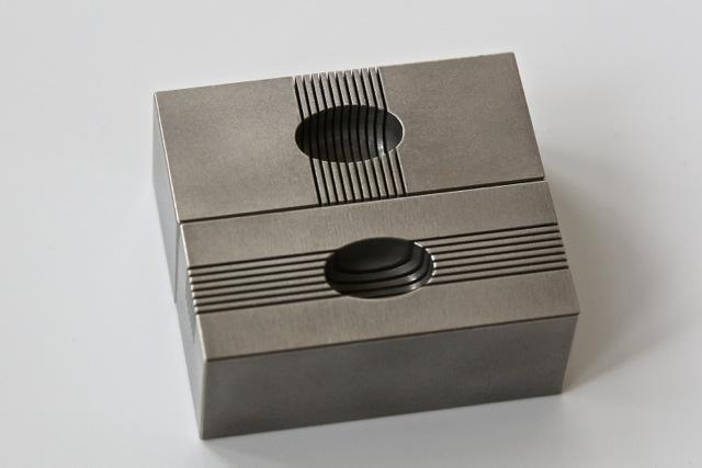 小鼠心脏切片模具(0.5mm矢状切片)