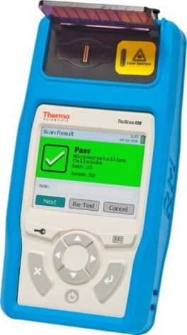 TruScan™ RM 手持式拉曼光谱仪