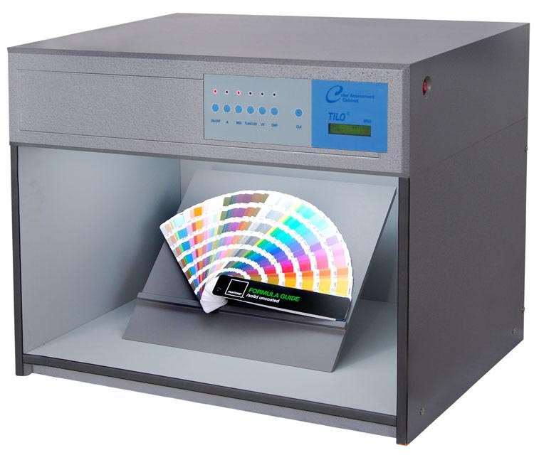 T60(5) 标准五光源对色灯箱