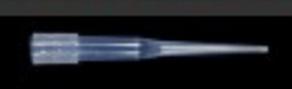 Axygen 250μl 透明灭菌机械臂吸头 盒装 FX-250-R-S