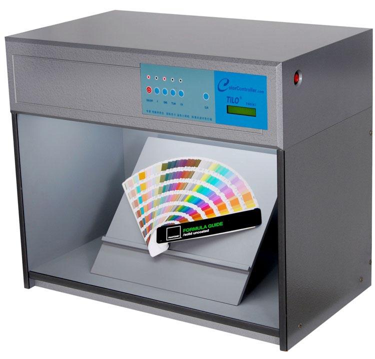 T60(4)标准四光源对色灯箱