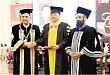 潍坊市人民医院孙作成获巴基斯坦医学最高荣誉学位