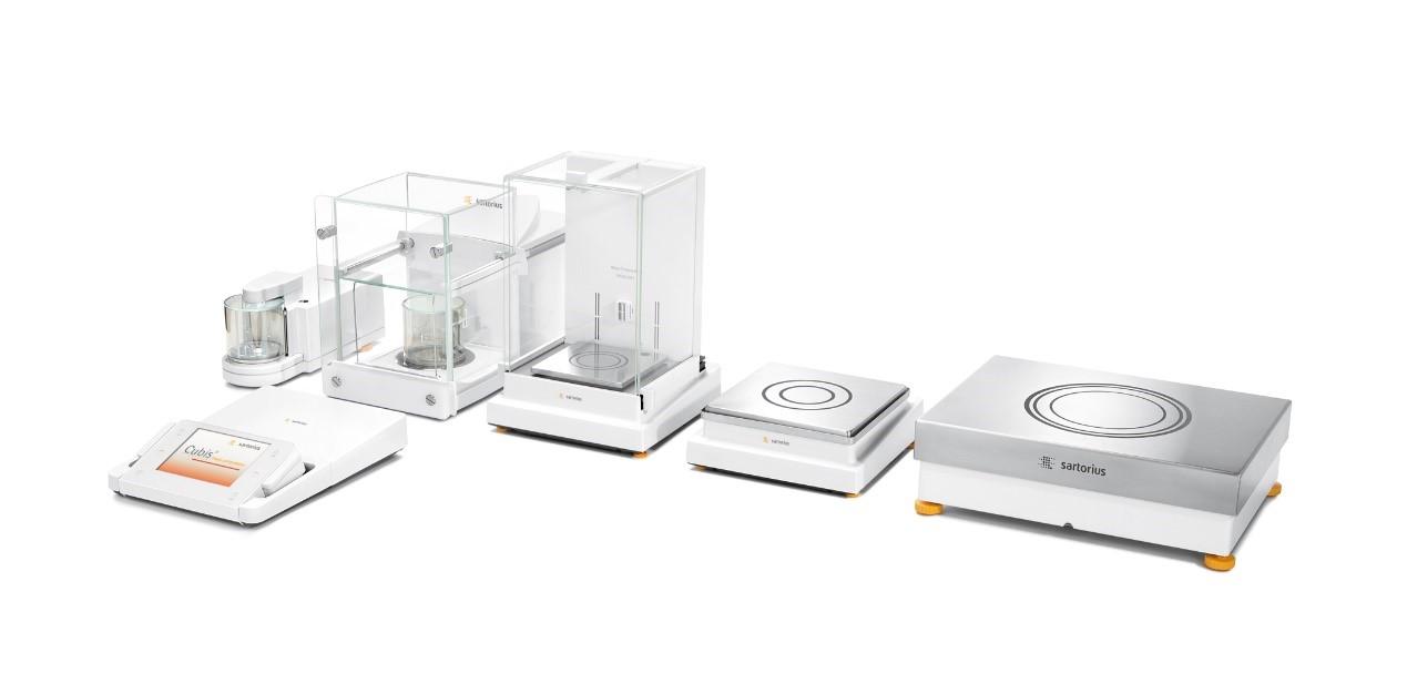 赛多利斯Cubis® MCM手动质量比较仪
