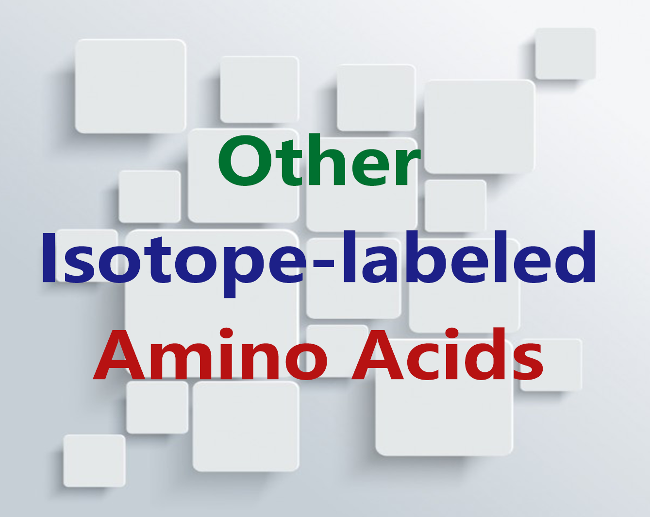 Other Stable Isotope-labeled AA