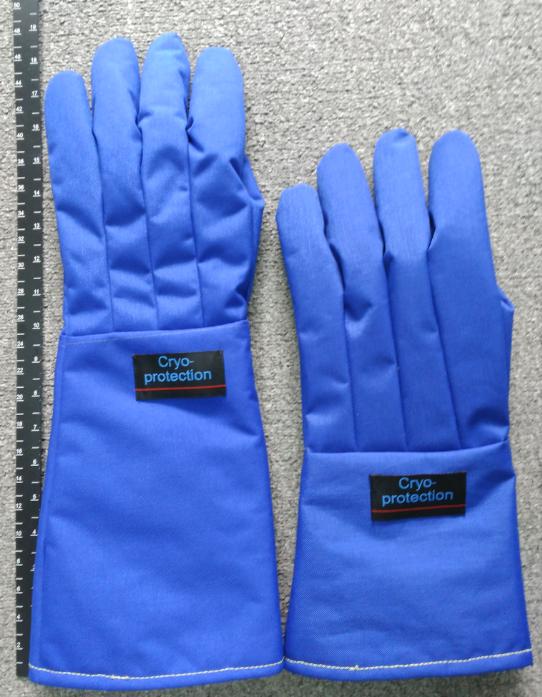 液氮防护手套