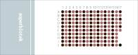结肠癌生存期组织芯片COC1601