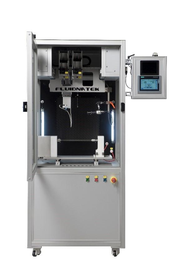 西班牙BIOINICIA —— Fluidnatek LE-100静电纺丝&静电喷雾设备