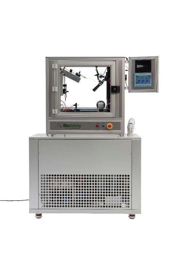 西班牙BIOINICIA —— Fluidnatek LE-50静电纺丝&静电喷雾设备