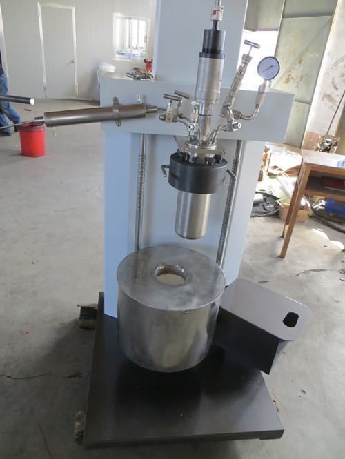 快速降温、带冷凝器的磁力搅拌高压釜