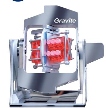 微重力三维细胞培养系统