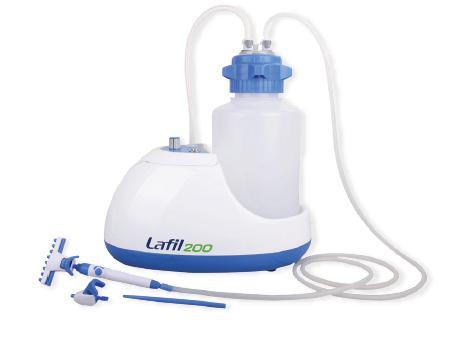 台湾洛科Lafil200plus  细胞房培养基废液抽吸器 真空吸液泵 废液抽吸系统  废液收集器