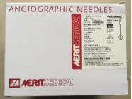 美国Merit麦瑞通穿刺针及附件AD18T71W