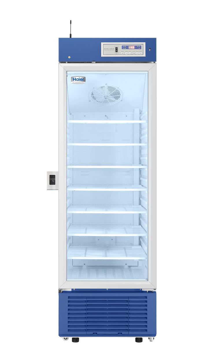 海尔RFID试剂冰箱