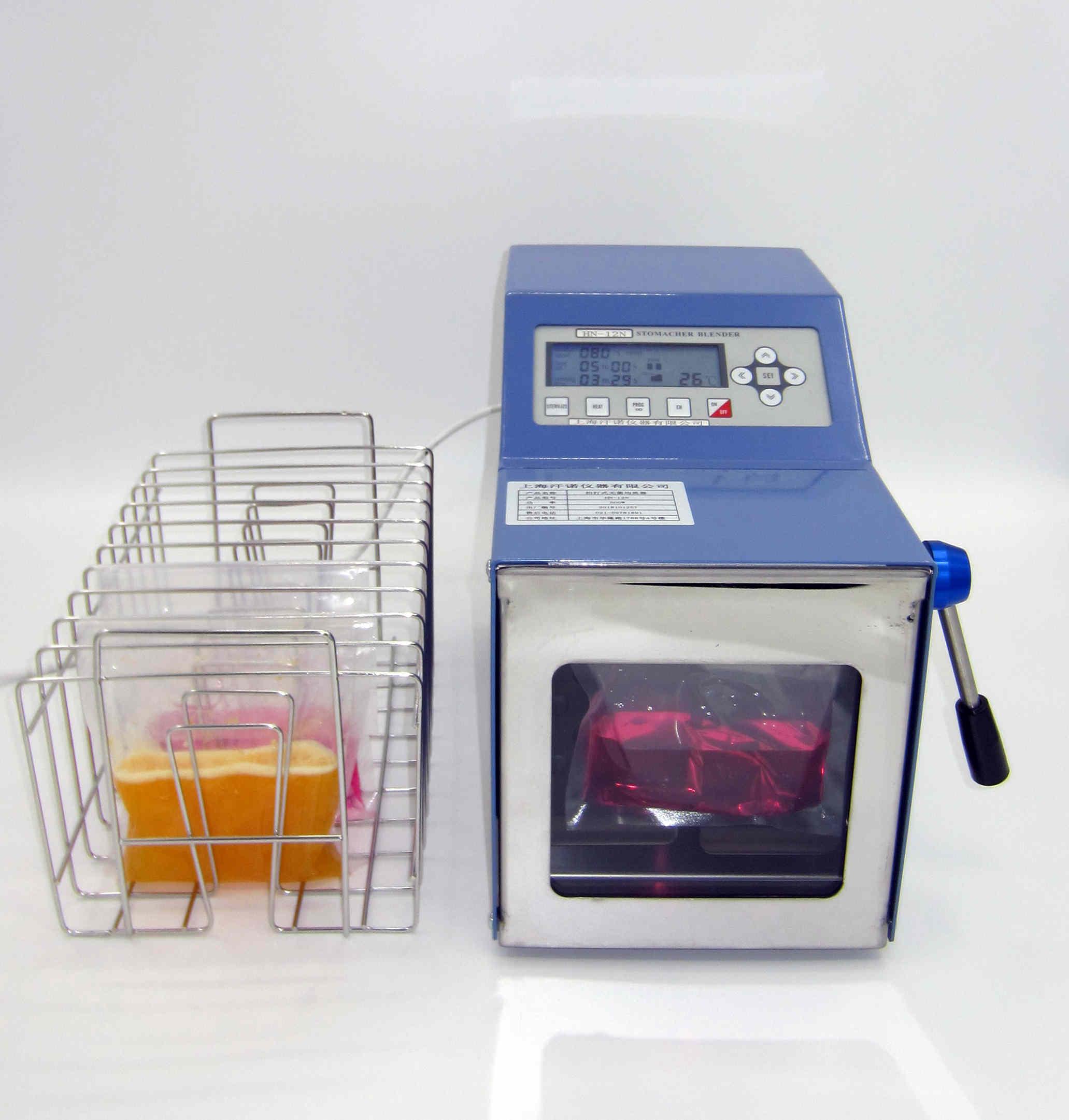 加热消毒型拍打式无菌均质机