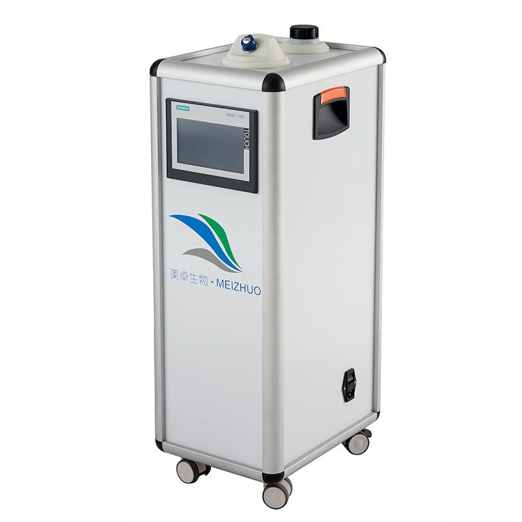 过氧化氢灭菌器解决多重耐药菌患者病房终末消毒难题