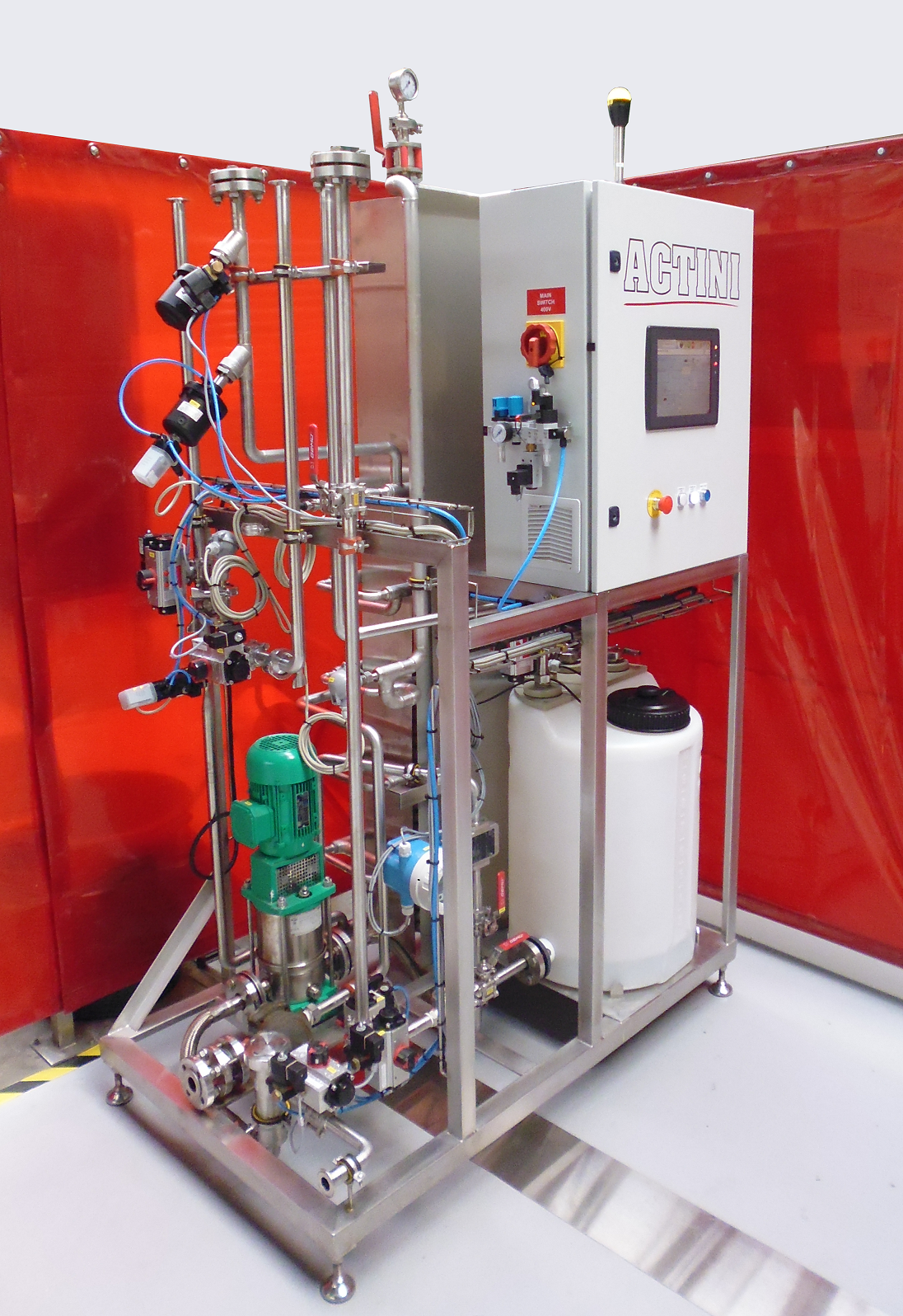 ULT-3000连续式生物活毒废水灭菌设备