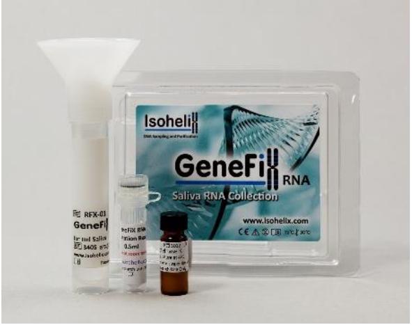 GeneFix RNA唾液采集器