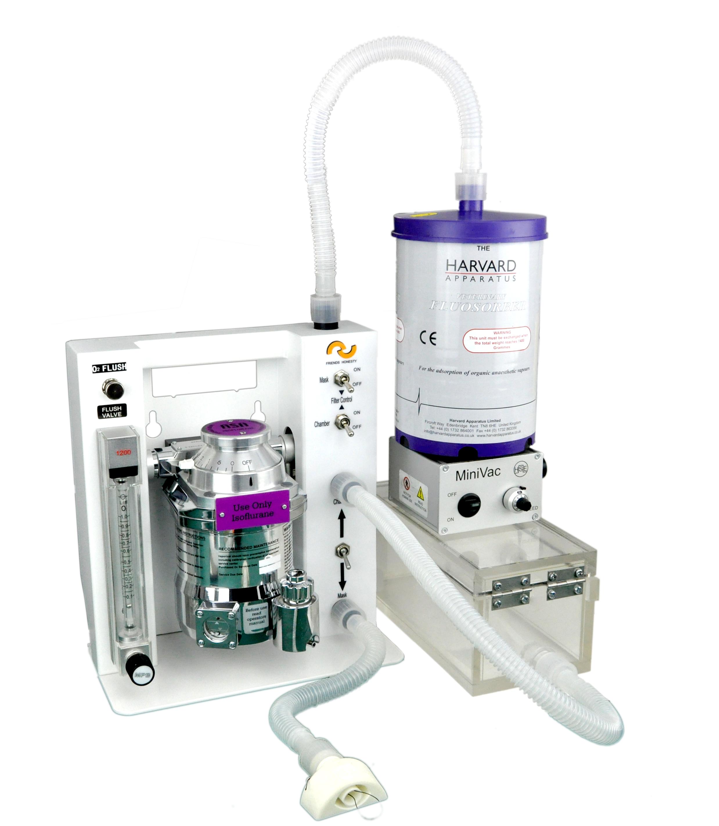 F700通用型小动物麻醉机