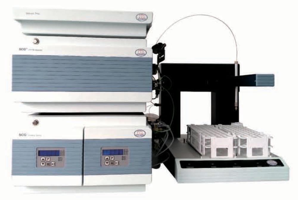 SCG蛋白纯化层析系统