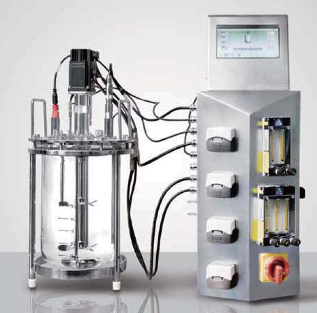 实验室细胞反应控制系统