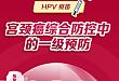 一图读懂:HPV 疫苗—宫颈癌综合防控中的一级预防