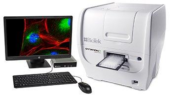 Cytation5细胞成像微孔板检测系统