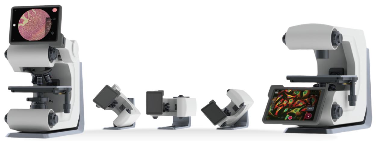 Echo Revolve 正置倒置一体荧光显微镜