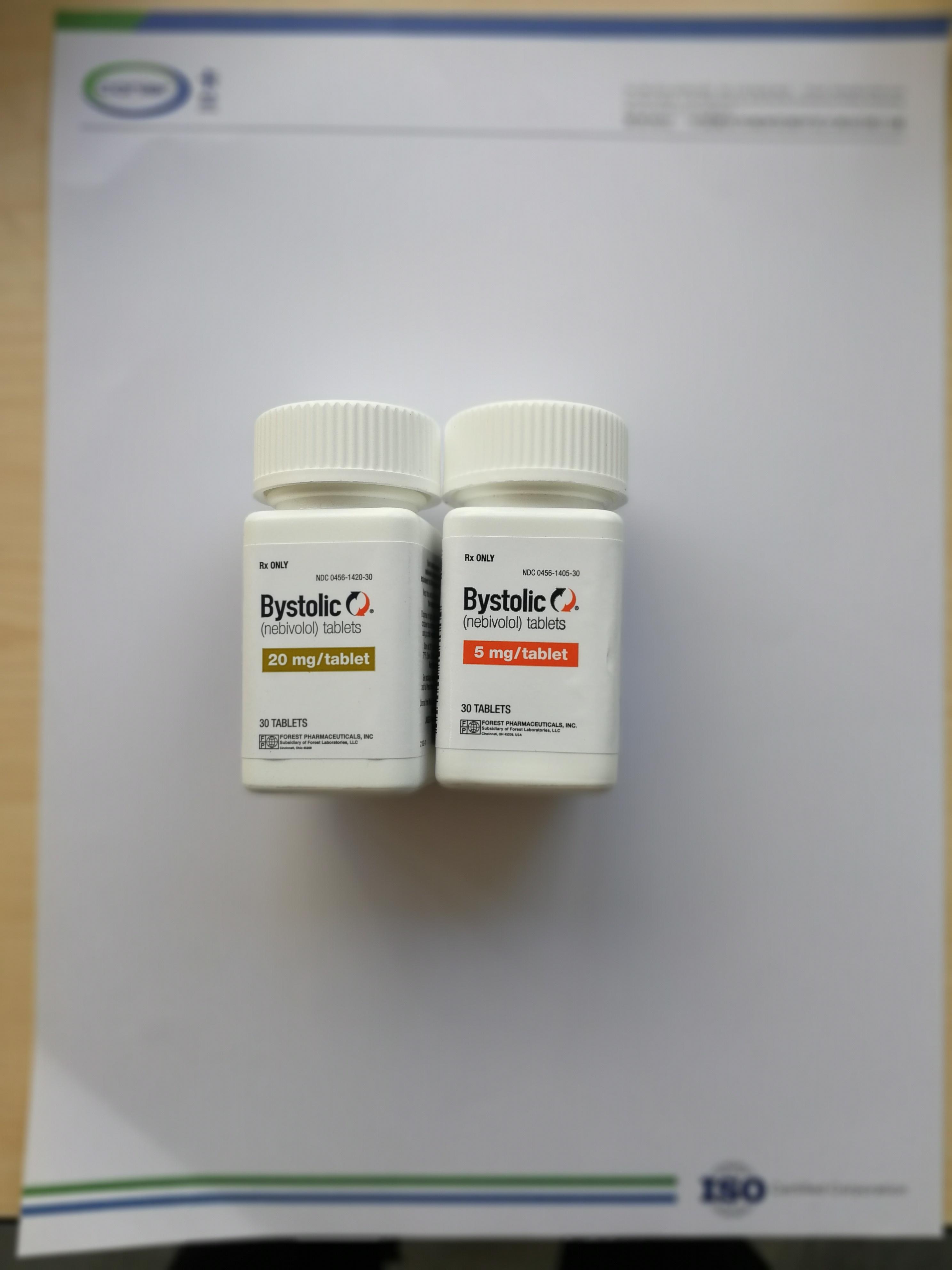 奈比洛尔片 参比制剂