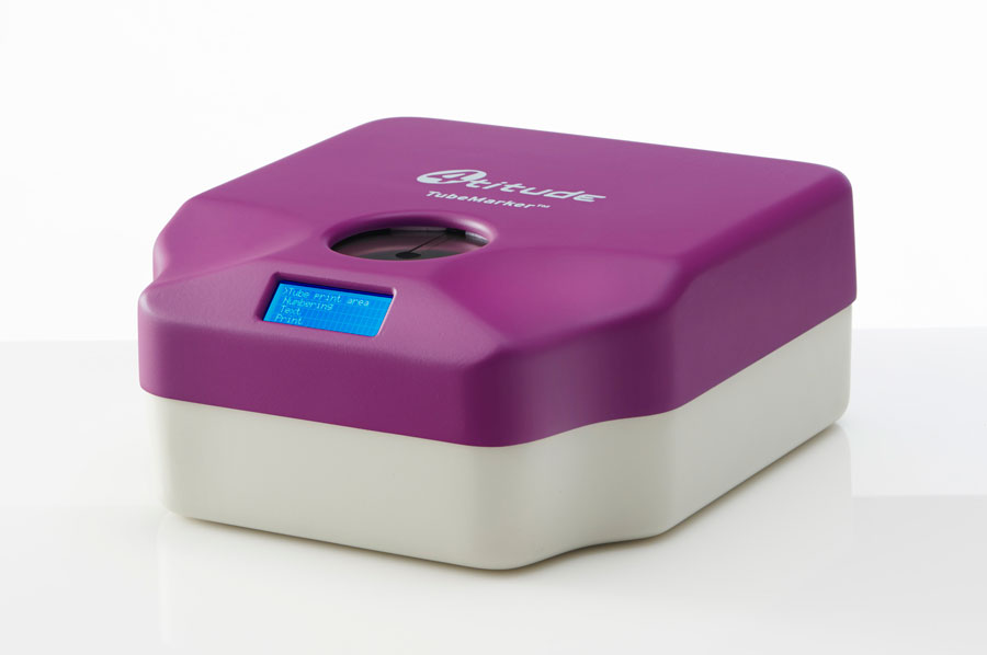 冻存管标记打印系统