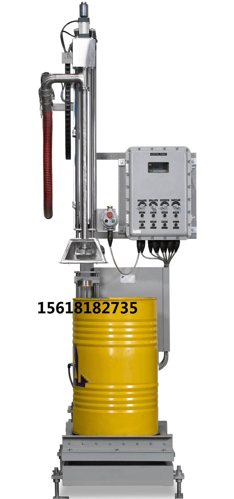 灌装机,200升灌装机,防爆灌装机