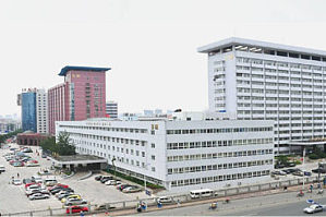 天津中医药大学第一附属医院建院六十载巡礼