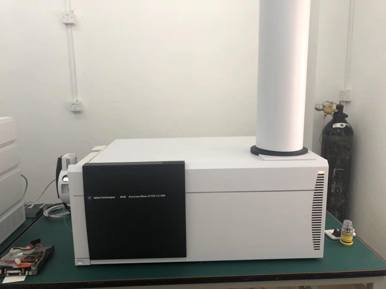 二手仪器 Agilent 6530B Q-TOF四极杆飞行时间液质联用系统