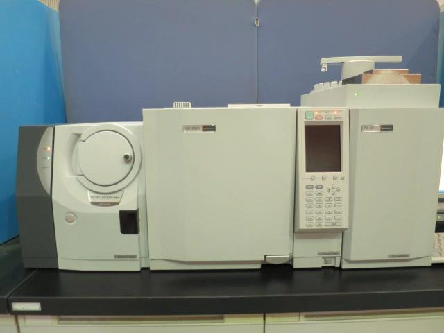 二手仪器 岛津 GCMS-QP2010 气相色谱/质谱联用仪GCMS 2010