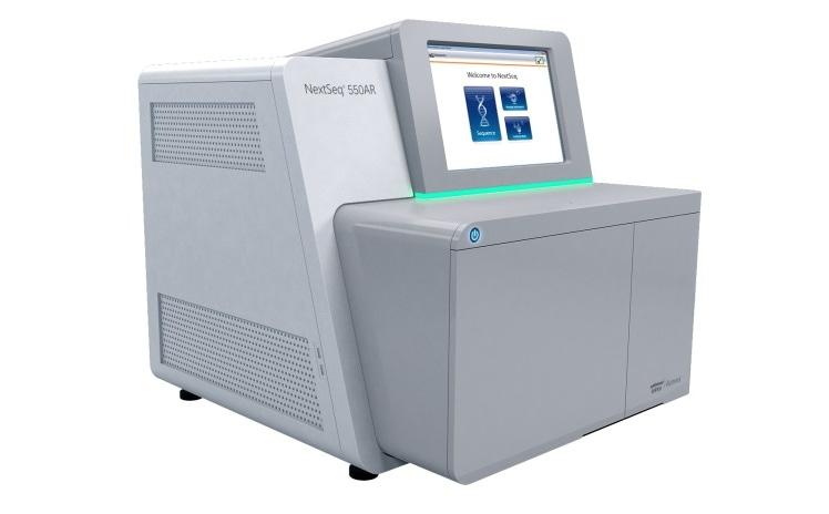 安诺优达NextSeq 550AR基因测序仪