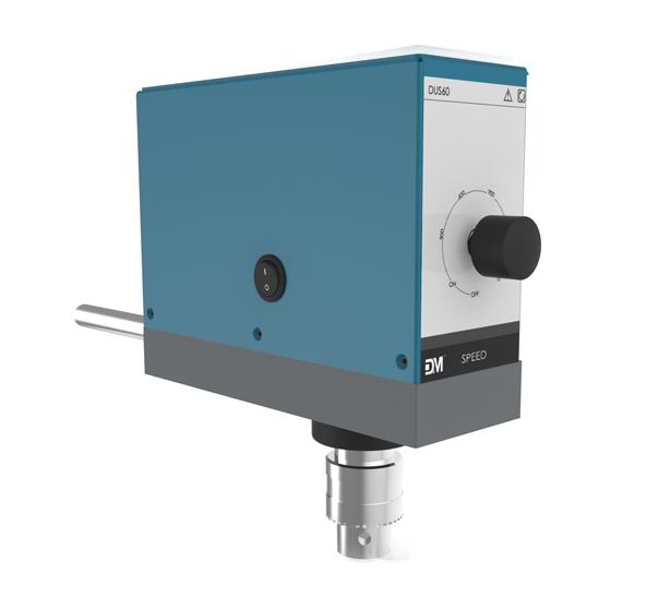 DM  DUS60  通用顶置搅拌器